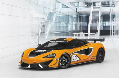 McLAREN RETURNS TO PEBBLE BEACH WITH U.S. DEBUT OF THE 570GT, 570S GT4 AND ENTHUSIAST ACTIVATIONS