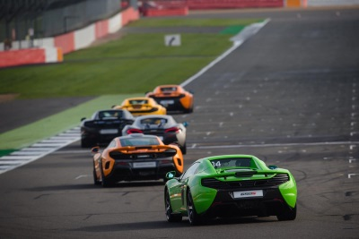 Pure McLaren Race Academy Aims To Transform Track Day Regulars Into Racing Drivers