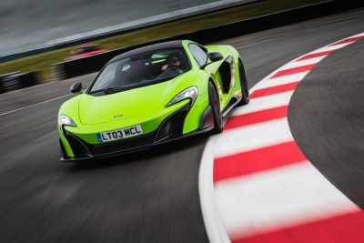 McLAREN AUTOMOTIVE POSTS SUCCESSIVE SALES RECORD, DRIVING 250 NEW MANUFACTURING JOBS