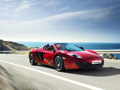 McLAREN AUTOMOTIVE RETURNS TO SALON PRIV AS PART OF 50-YEARS ANNIVERSARY CELEBRATIONS