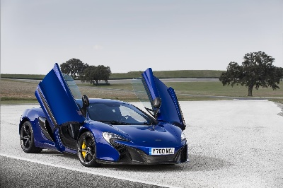 McLAREN AUTOMOTIVE CONFIRMS LATEST RETAIL LOCATION TO OPEN IN SCOTLAND