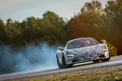 New Active Chassis Control Tips Balance In Favour Of McLaren's Second-Generation Super Series