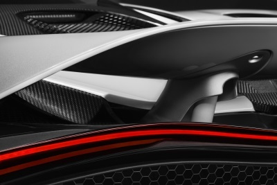 NEW McLAREN SUPER SERIES BLENDS BEAUTY AND TECHNOLOGY TO DOUBLE AERODYNAMIC EFFICIENCY