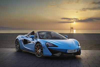 McLaren Automotive Tops List Of Britain's Growing Companies