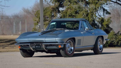More Than 275 No Reserve Vehicles Slated For Dana Mecum's 30Th Original Spring Classic