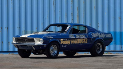 MECUM AUCTIONS' 10-DAY, 3,000-CAR AUCTION SLATED FOR JANUARY 6-15