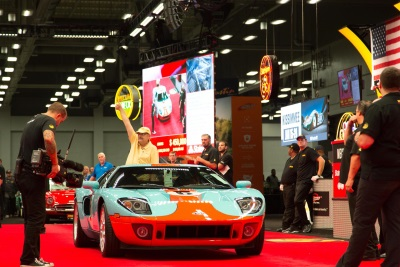 RESULTS FROM MECUM AUSTIN 2015 CLASSIC AND COLLECTOR CAR AUCTION