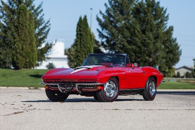 MECUM AUCTIONS TO DEBUT FIRST AUSTIN, TEXAS, COLLECTOR CAR AUCTION DEC. 12-13