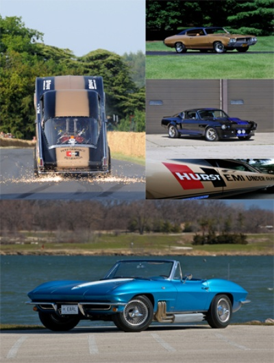 Crowd Shakers And History Makers At Mecum's Chicago Auction Oct. 10-12