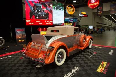 Mecum Dallas Collector-Car Auction Reaches More Than $22.2 Million