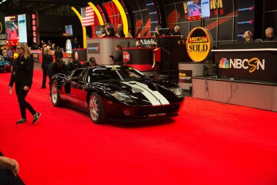 $21.7 Million At Mecum Houston 2017 Collector-Car Auction