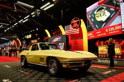 SALES TOTALS BREAK $8 MILLION AT MECUM'S KANSAS CITY AUCTION