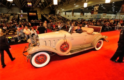 Mecum Closes Out 2013 With Grand Finale In Kansas City