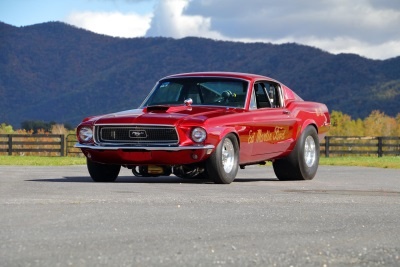 MUSCLE CARS, CORVETTES AND MUSTANGS HEADLINE THURSDAY LOTS AT MECUM KISSIMMEE