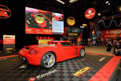 MECUM EXCEEDS $86 MILLION AT KISSIMMEE 2017