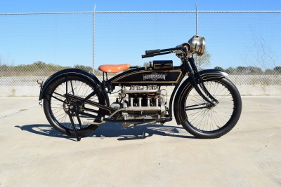 WORLD'S LARGEST ANTIQUE MOTORCYCLE AUCTION RETURNS TO LAS VEGAS, JAN. 25-28
