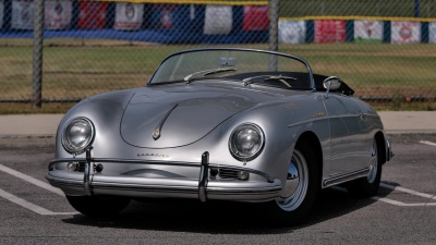 Porsche Fans: Rejoice Over The Mecum Monterey 2017 Lineup