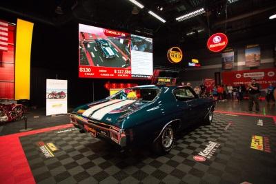 Mecum's Collector-Car Auction In Portland Achieves $7.9 Million