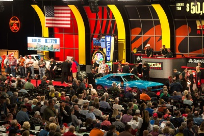 MECUM NOW ACCEPTING CONSIGNMENTS FOR INAUGURAL PORTLAND COLLECTOR CAR AUCTION