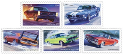 Raw Power Has a Stamp of Its Own Muscle Cars Roar at Spring Classic Auction