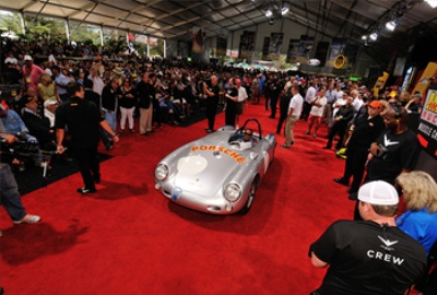 Porsche 550/1500 RS Spyder Leads All Sales At Mecum In Monterey
