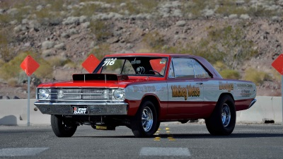 Mecum To Debut Los Angeles Collector-Car Auction, Feb. 17-18