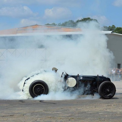 William Medcalf To Run 1936 Bentley Pacey-Hassan On Hillclimb At Goodwood Festival Of Speed