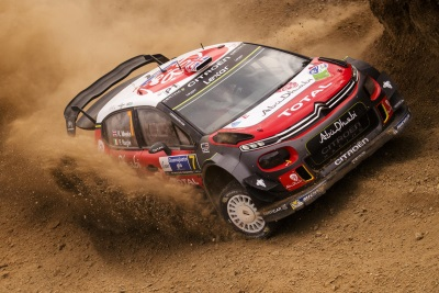 Drama From Start To Finish As British Ace Meeke Wins In Mexico