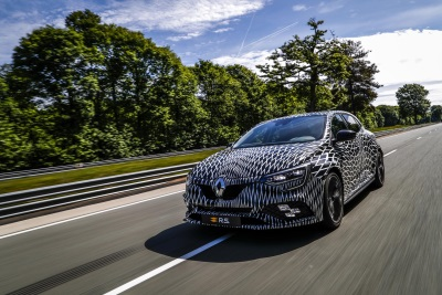 First Appearance And Details Of All-New Mégane Renault Sport At Monaco Grand Prix