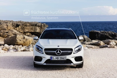 Mercedes-Benz to become first automotive manufacturer to use innovative address system: The world in three words