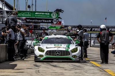 Mercedes-AMG Motorsport Customer Racing Teams Finish First And Third In 12 Hours Of Sebring