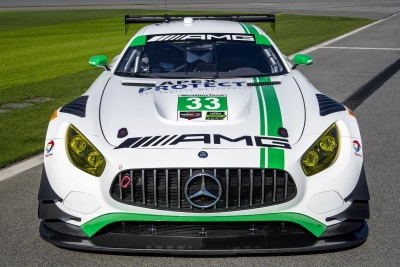 Three AMG GT3 Customer Sports Entries Test This Weekend at Daytona International Speedway for Rolex 24