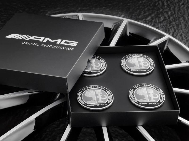 New mercedes amg accessories sporty attachment parts for for Mercedes benz amg accessories parts