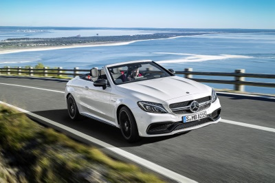 The new C-Class models from Mercedes-AMG: Even more performance for the C-Class
