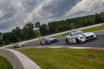 Mercedes-AMG Motorsport Customer Racing Teams Persevere To Finish Race At Canadian Tire Motorsport Park
