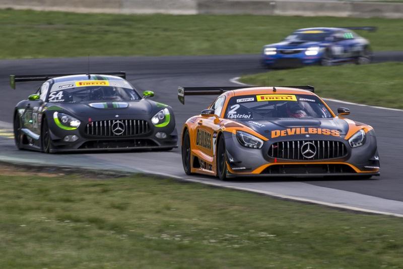 Mercedes-AMG Motorsport Customer Racing Teams Bring Momentum To Canadian Tire Motorsport Park