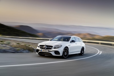 Pricing Revealed For Powerful New Mercedes-AMG E 63 4Matic+ Estate