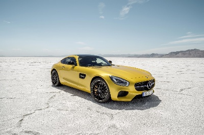 Mercedes-Benz Announces Pricing on All-New MY2016 Mercedes-AMG GT S