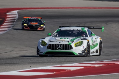 Mercedes-AMG GT3 Driven To Third-Straight Imsa Weathertech Sportscar Championship Victory At Circuit Of The Americas