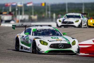 Expanded Mercedes-AMG GT3 Effort Set To Extend Imsa Weathertech Sportscar Championship GTD Points Leads In Texas
