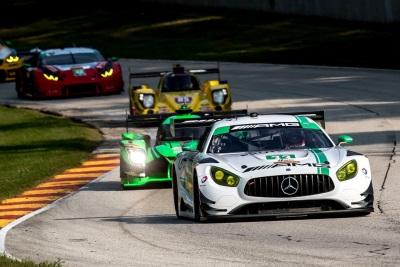 Mercedes-AMG Customer Racing Teams Competing In Saturday's IMSA Weathertech Sportscar Championship Petit Le Mans
