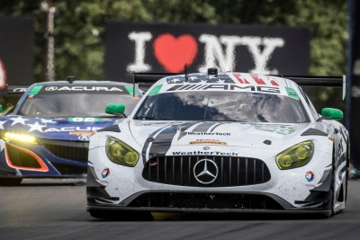 Mercedes-AMG Motorsport Customer Racing Canada Bound For This Weekend's IMSA Race After Sunday's Six Hours Of The Glen