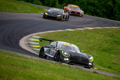 Three Mercedes-AMG Motorsport Customer Racing Teams Set For Pirelli World Challenge Sprintx Debut This Weekend