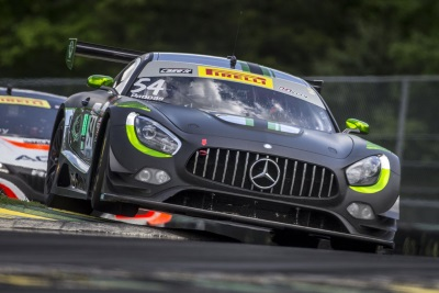 Mercedes-AMG Motorsport Customer Racing Teams Double-Up On Pirelli World Challenge Sprintx Wins Sunday