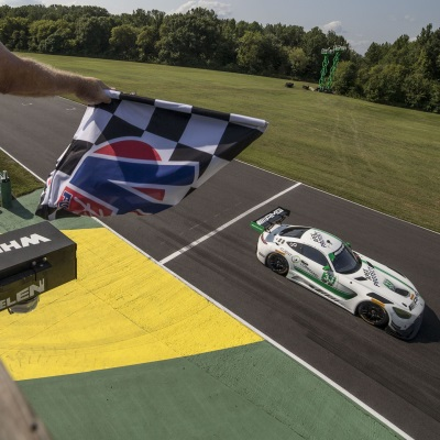 Mercedes-AMG Motorsport Customer Racing Podiums In IMSA Weathertech Sportscar Championship Michelin GT Challenge At VIR