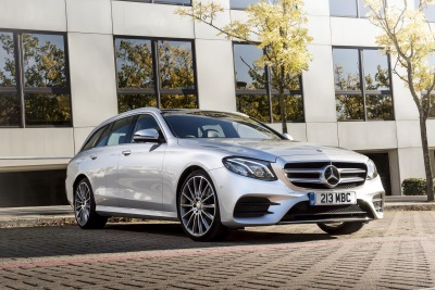 Mercedes-Benz Introduces 4Matic All-Wheel Drive To E-Class Line-Up
