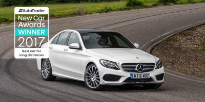 Mercedes-Benz Scoops Two Awards At First Ever Auto Trader New Car Awards