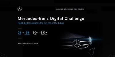 Mercedes-Benz in search of creative programmers: #MercedesBenzChallenge