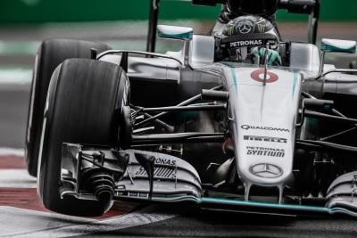 2016 Mexican Grand Prix - Sunday