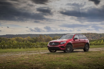 2017 & 2018 Mercedes-Benz GLC SUV Earns IIHS Top Safety Pick+ Rating